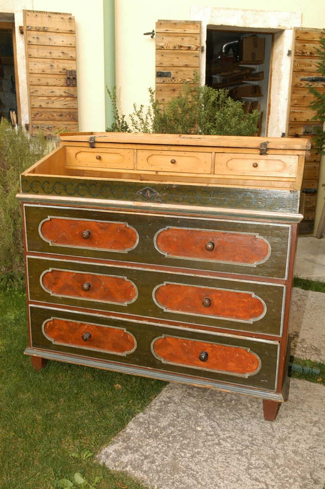 ... Work On Any Type Of Wood Furnitures: From The Seventeenth Century  Inlaid Chest Of Drawers Till The Newest Nineteenth And Twentieth Century  Furnitures.